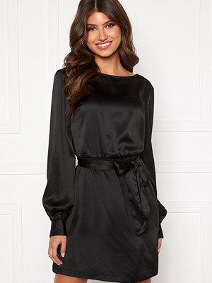 Bubbleroom Linie dress Black
