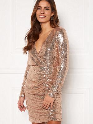 Vero Moda River L/S Sequins Short Dress
