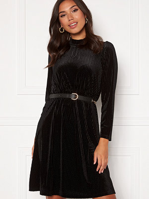 Happy Holly Milly velvet dress