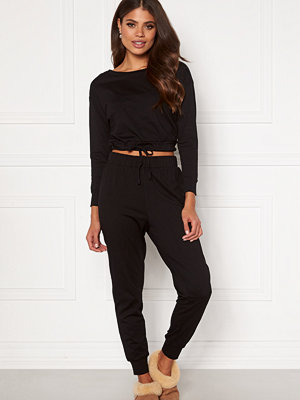 Dorina svarta byxor Home Lounge Pants