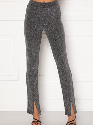 Bubbleroom Bonita sparkling slit leggings