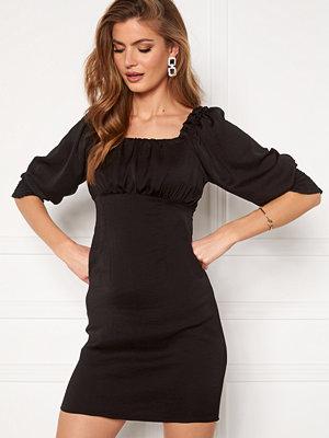 Only Vivi Short String Dress Black