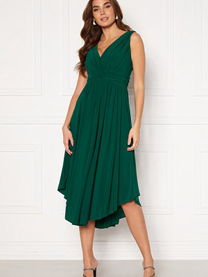 Chiara Forthi Valeria Dress Dark green