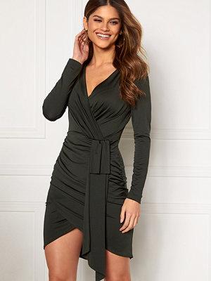 Chiara Forthi Snapshot Drape Dress