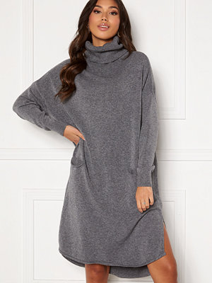 Blue Vanilla Knitted Roll Neck Dress