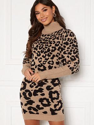 Ax Paris Animal Knitted Dress