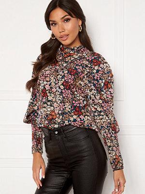 Vero Moda Selma L/S Top Wild  Rose