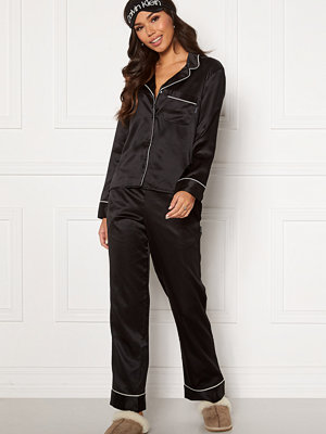 Calvin Klein L/S Pant Set UB1 Black