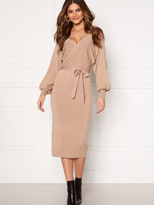 Bubbleroom Hannie knitted midi dress