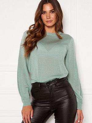 Happy Holly Melina sweater Dusty green