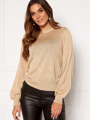 Happy Holly Melina sweater Light beige
