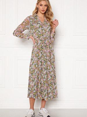 Only Ellie L/S Midi Dress Wvn