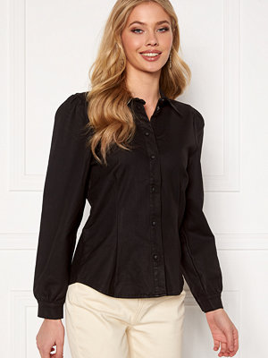 Object Carla Coated Shirt