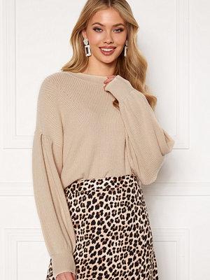 Object Collectors Item Violette L/S Knit Pullover Sandshell