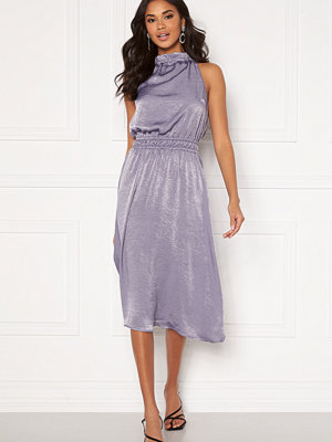 Bubbleroom Emalie high neck dress