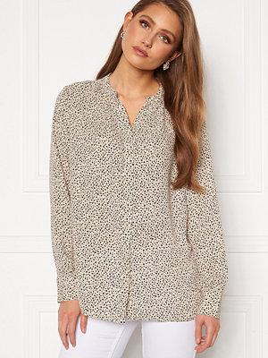 Selected Femme Damina AOP LS Shirt