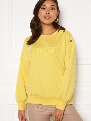 Jacqueline de Yong Louisiana L/S Button Sweat