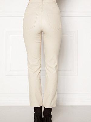 Happy Holly omönstrade byxor Maja coated pants