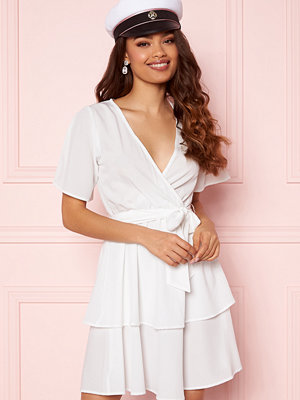 Bubbleroom Amra Dress White