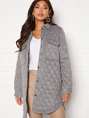 Object Vera owen long quilt jacket
