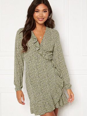 Only Carly L/S Wrap Dress