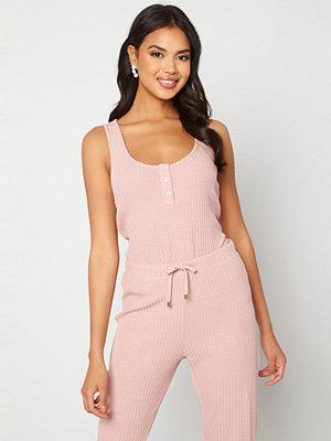Happy Holly Serena singlet Dusty pink