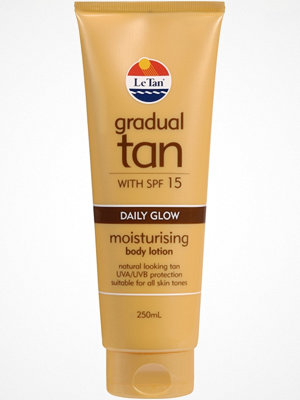Solning - Le Tan Le Tan Daily Glow SPF 15