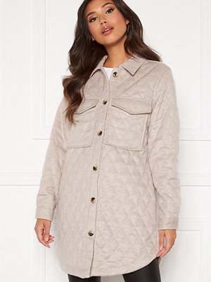 Object Vera owen long quilt jacket