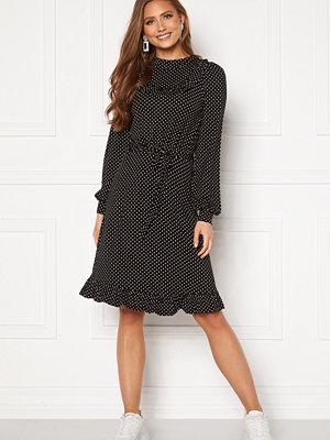 Happy Holly Miranda dress Black