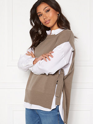 Selected Femme Tinka Tie Knit Vest