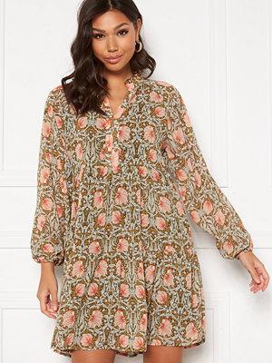 Object Steph Gia L/S Short Dress