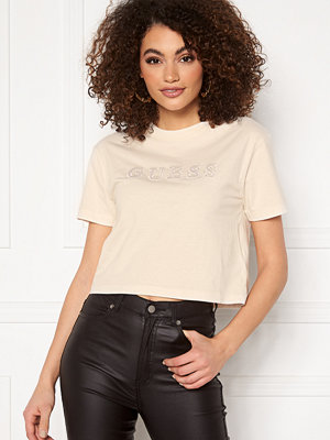 Guess T-Shirt G65A White Blush