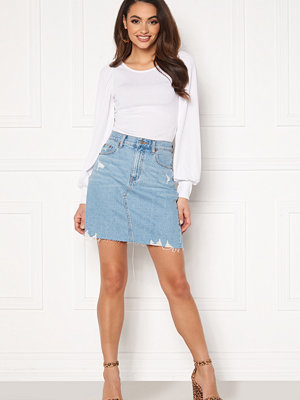 Dr. Denim Echo Skirt