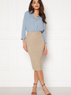 Vila Ril Knit HW Pencil Skirt