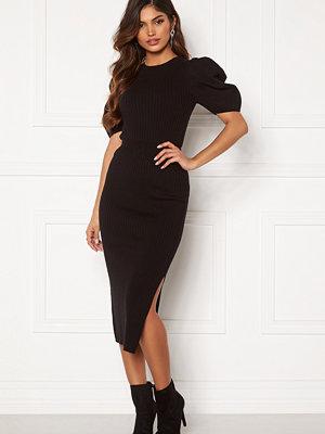 Bubbleroom Linnelle knitted skirt Black