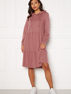Jacqueline de Yong Dale L/S Hood Sweat Dress