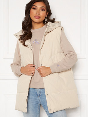 Pieces Sidone Puffer Vest