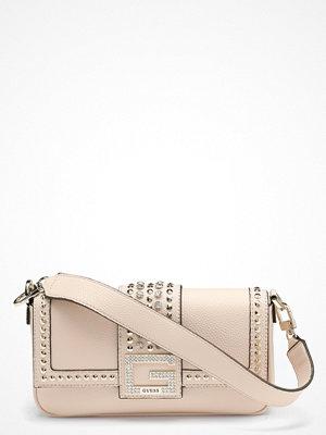 Guess omönstrad väska Bling Shoulder Bag