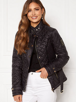 Chiara Forthi Sarraceno Short Jacket Black