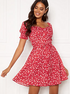 Bubbleroom Violie puff sleeve dress