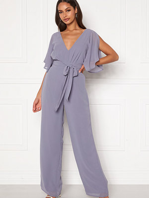 Bubbleroom Isobel jumpsuit Dusty blue