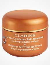 Clarins Clarins Delicious Self-Tanning Cream