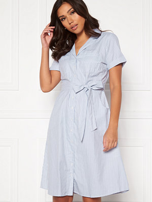 Happy Holly Sandra ss shirt dress Striped