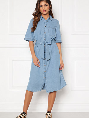 Happy Holly Cornelia denim dress Light denim