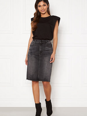 Miss Sixty KJ2730 Skirt Black Fog
