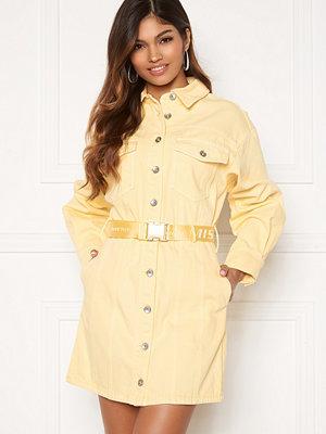 Miss Sixty DJ3790 Dress Yellow