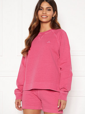 Gant Sunfaded C-Neck Sweat Cabaret Pink