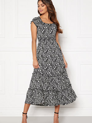 Happy Holly Jemma flounce dress