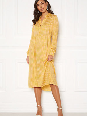 Vero Moda Fie Ls Calf Dress Wvn
