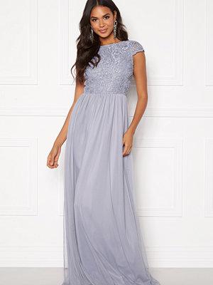 Bubbleroom Ariella prom dress Dusty blue